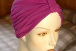 101-TS-100coton-violet-margenta-foncé-face